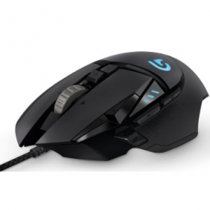Logitech G502 Proteus Spectrum RGB Tunable Gaming Mouse @ Amazon