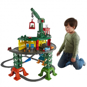 Fisher-Price Thomas & Friends 火车玩具套装 @ Amazon