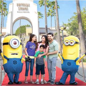 Costco - 洛杉磯環球影城3次入園電子票特價,原價$380 現價$139.99