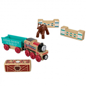 Fisher-Price Thomas & Friends Wood, Rosie's Prize Pony @ Amazon