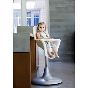 Boon Flair Highchair - Orange Pad - White Base @ Amazon