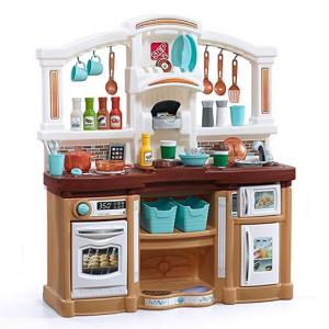 Step2 兒童小廚房玩具套裝,45件配件 @ Amazon
