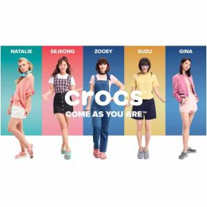 Crocs官網年中大促: 部分鞋履