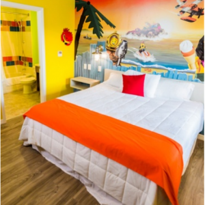 Groupon - 佛州樂高樂園海灘度假村,獨棟平房,全家入住,含早晚餐$99/晚起