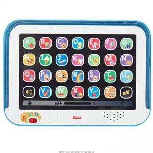Fisher-Price 費雪兒童智能學習機,藍色 @ Amazon
