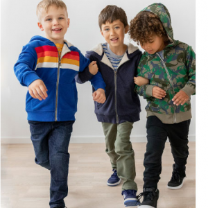 Kid's Tops + Pants Sale @ Hanna Andersson