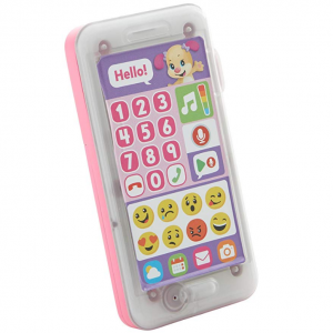 Fisher-Price Laugh & Learn Leave a Message Smart Phone @ Amazon
