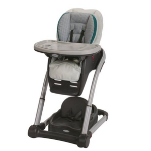 Graco Blossom 6-in-1 Convertible High Chair, Sapphire @ Walmart