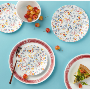 Corelle Livingware Dinnerware Set, 16 Piece @Walmart