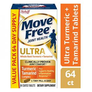 Move Free Turmeric & Tamarind Ultra Joint Health Supplement @ Amazon.com