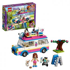 LEGO Friends 好朋友系列 奥莉薇亚的科学任务车 41333 (223 颗) @ Amazon