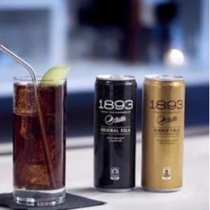 Pepsi Cola 百事可樂 1893原味配方 12罐裝