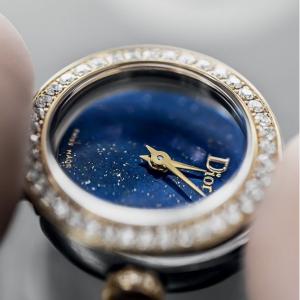 Dior VIII Diamond Studded Automatic Ladies Watch CD @JomaShop