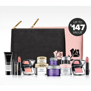 Upgrade! Lancome Beauty Offer @ Belk