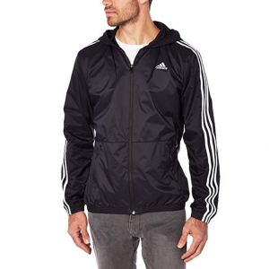 adidas Men's Essentials Wind Jacket - Large @ Amazon