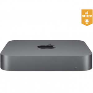 苹果 Mac Mini (Late 2018) i3版 8GB+128GB @ Amazon