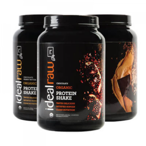 Up to 20% off protein @ idealRaw