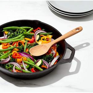 OXO Good Grips 木質烹飪勺子 @Amazon