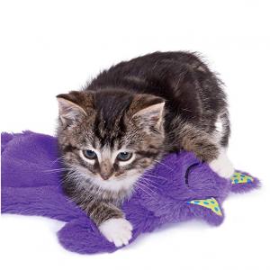 史低价:Petstages 安抚发声毛绒猫玩具 @Amazon
