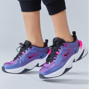 Finish Line官網 Nike 耐克 M2k Tekno 激光紫女款老爹鞋熱賣