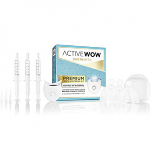 Active Wow Teeth Whitening Kit @ Amazon.com