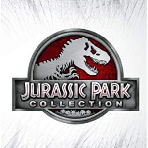 Amazon UK - Jurassic Park 三部曲 藍光電影套裝