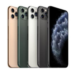 Apple - iPhone 11 Pro /Pro Max三攝像頭拍攝係統 + 拍攝4K / 慢鏡頭自拍