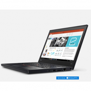 "64% OFF Lenovo ThinkPad X270 12.5"" HD Laptop (i5-6300U 8GB 256GB SSD 20K6S0X900) @Lenovo"