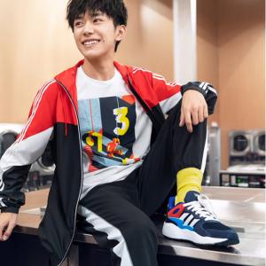 eBay官網 易烊千璽同款 Adidas neo CHAOS 大童款運動鞋熱賣