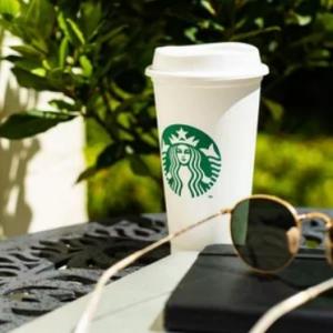 Starbucks Happy Hour on 9/12