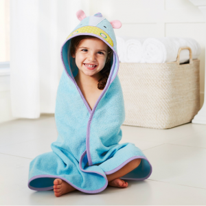 Skip Hop Zoo Hooded Towel, Unicorn @ Walmart