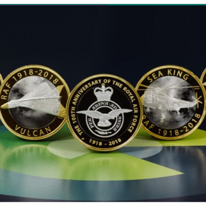 The Royal Mint - 20% OFF RAF Coins