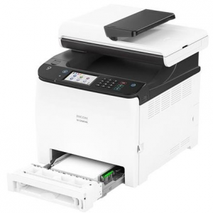 Ricoh M C250FWB Digital Color Multifunction Laser Printer @ Adorama