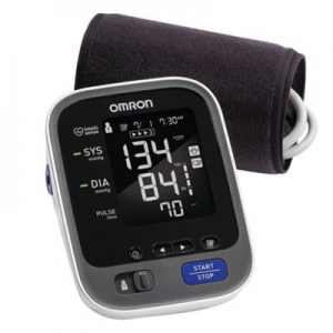 Walmart Omron 10 Series Upper Arm Blood Pressure Monitor with Cuff