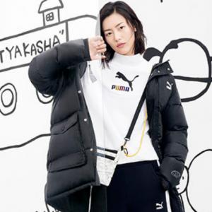 上新:PUMA x TYAKASHA 联名第二弹发售 收大表姐、李现同款
