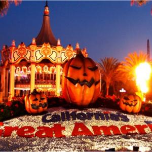 Groupon - 加州圣何塞大美洲主题乐园 万圣节惊魂夜门票低至$32