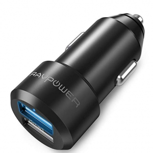 RAVPower USB Car Charger for £3.49 Prime Member @ Amazon UK