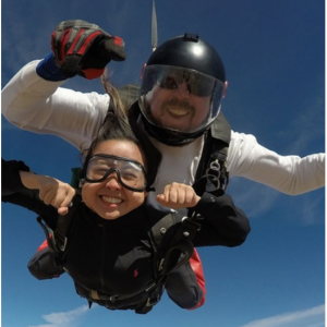Save up to 51% off Bay Area Skydiving @Groupon