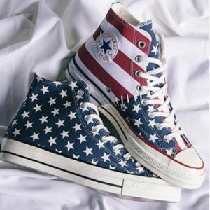 Converse 精选帆布鞋促销 新款爆款花色也参加