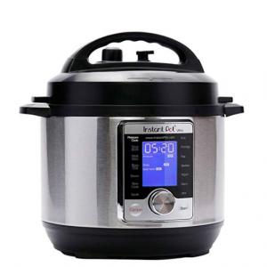 史低价:Instant Pot 终极全能10合1多功能电压力锅 3夸脱 @Amazon