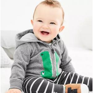 婴童连体衣,包臀衫+长裤套装,3件套等精美童装热卖 @ Carter's