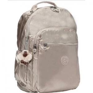 Kipling Seoul Go Laptop, Padded, Adjustable Backpack Straps, Zip Closure Sale @Amazon.com