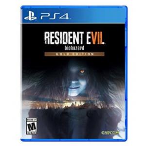Resident Evil 7 Biohazard Gold Edition @ Walmart