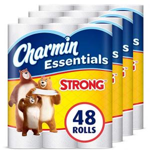 史低價:Charmin 強韌型超大衛生紙48卷 @Amazon