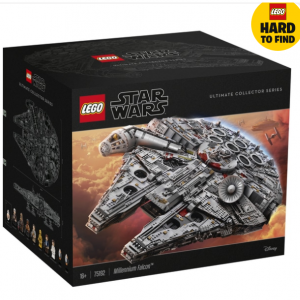 LEGO 75192 Star Wars Millennium Falcon Collector Set for £519.99 @Smyths