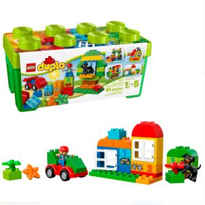 LEGO DUPLO 得寶係列 多合一趣味桶 10572 (65 顆) @ Walmart