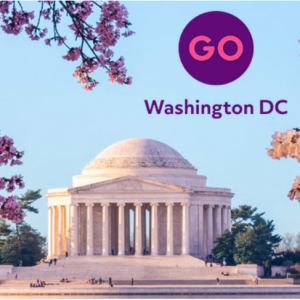 Go City - 华盛顿特区旅行通票 Go Washington DC card $40起
