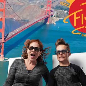 Groupon - 旧金山:3D模拟飞行体验门票 THE FLYER SAN FRANCISCO $12.50起