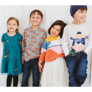 Kids New Dresses, Sweaters and More Sale @ Hanna Andersson