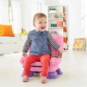 Fisher-Price Laugh & Learn Smart Stages Chair, Pink @ Walmart
